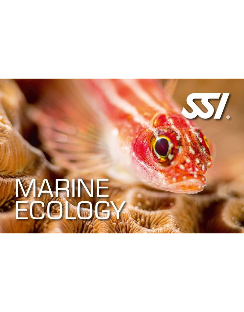 Marine Ecology SSI specialty instructor seminar
