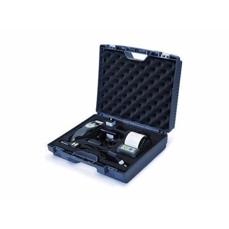 AlcoTrue® Grote koffer t.b.v. AlcoTrue® P of M met printer