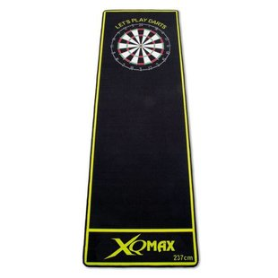 XQMax Dart Mat Green/Red