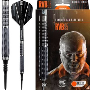Raymond van Barneveld RVB 95% Soft Tip