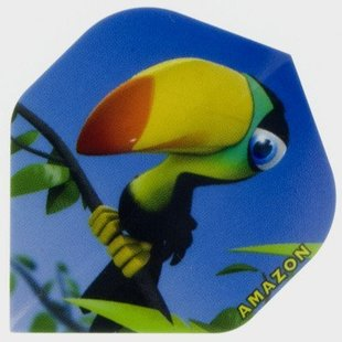 Amazon Cartoon Toucan