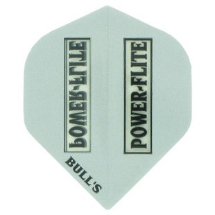 Bull's Powerflite Transparent Silver