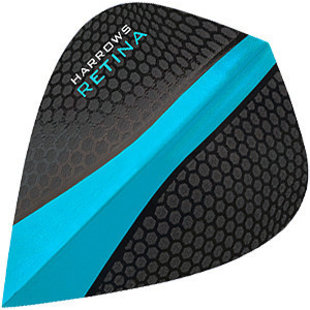Harrows Retina Blue Kite