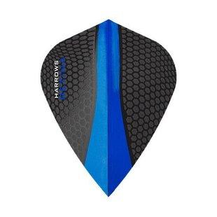 Harrows Retina Dark Blue Kite