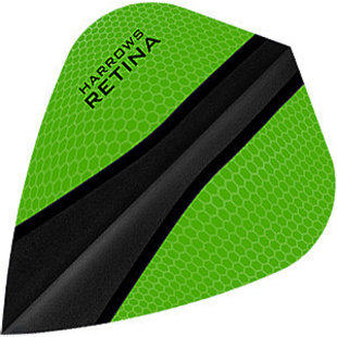 Harrows Retina-X Green Kite