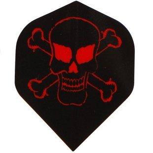 Metronic - Red Skull