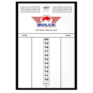 Styrene Scoreboard 45x30 cm