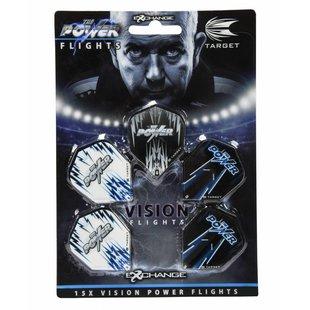 Target Phil Taylor Power Vision Flights 5 Pack