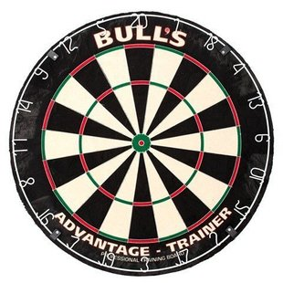 Bull's Advantage 3 Trainer Dartskive
