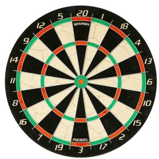 Winmau Rebel Dartskive