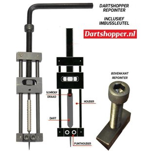 Dartshopper Repointing Machine