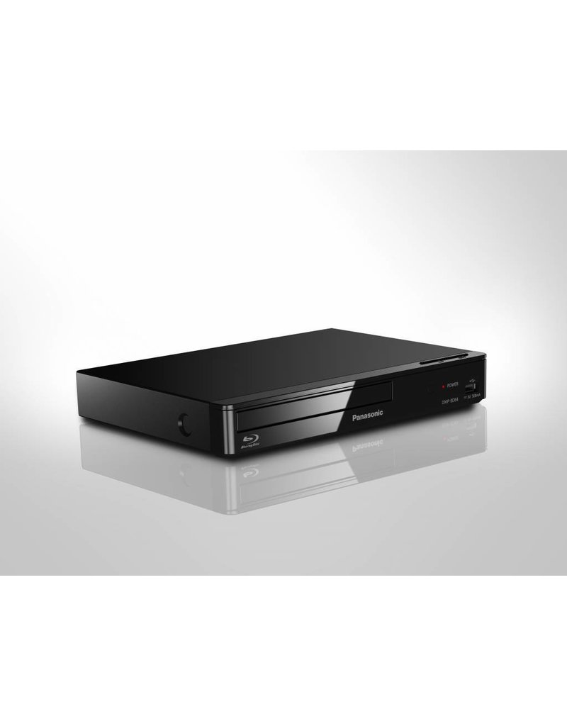 PANASONIC PANASONIC DMPBD84EBK BLU-RAY/DVD/CD PLAYER