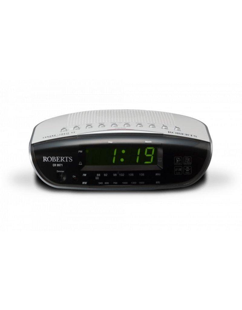 ROBERTS ROBERTS CR9971 ALARM CLOCK RADIO