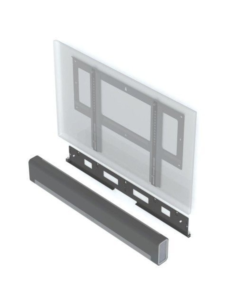 Flexson Flat Mount for SONOS PLAYBAR + TV