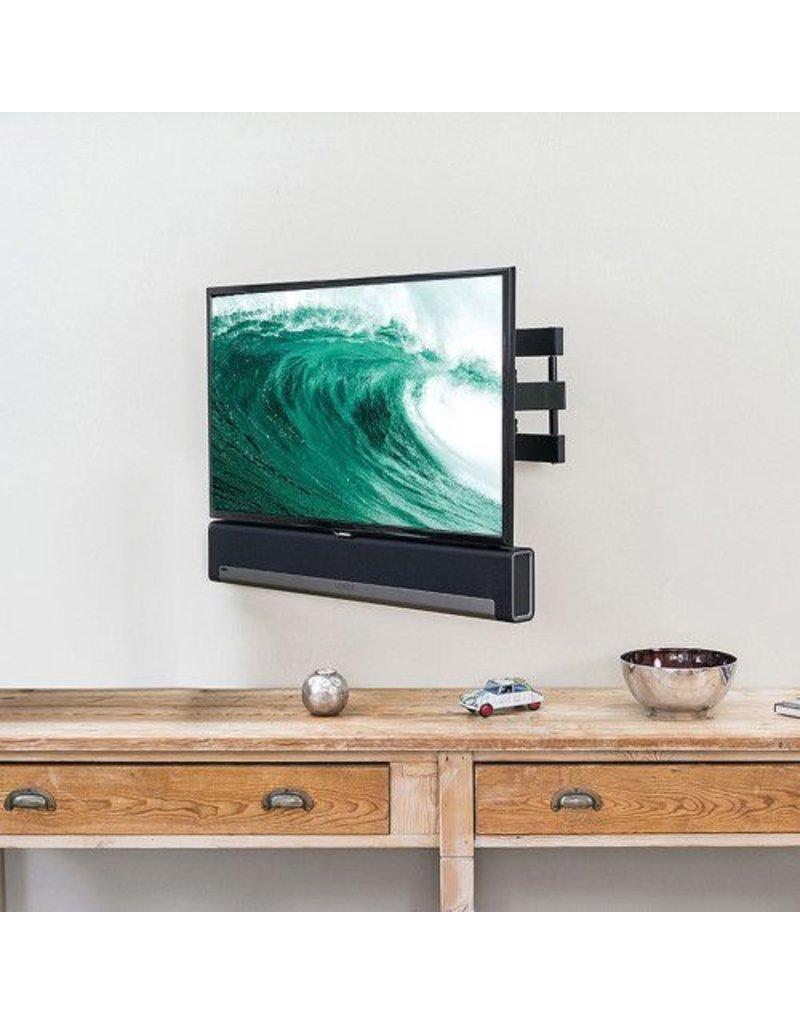 FLEXSON Cantilever Mount for SONOS PLAYBAR + TV