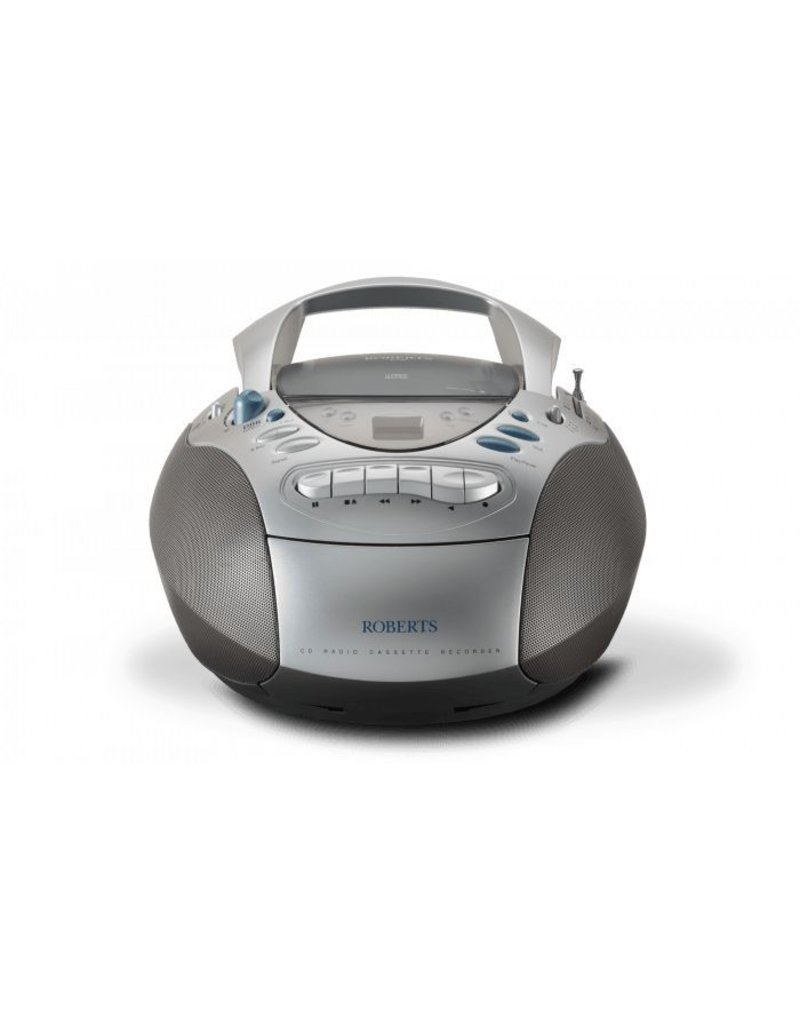 ROBERTS ROBERTS CD9960 CD/RADIO/CASSETTE