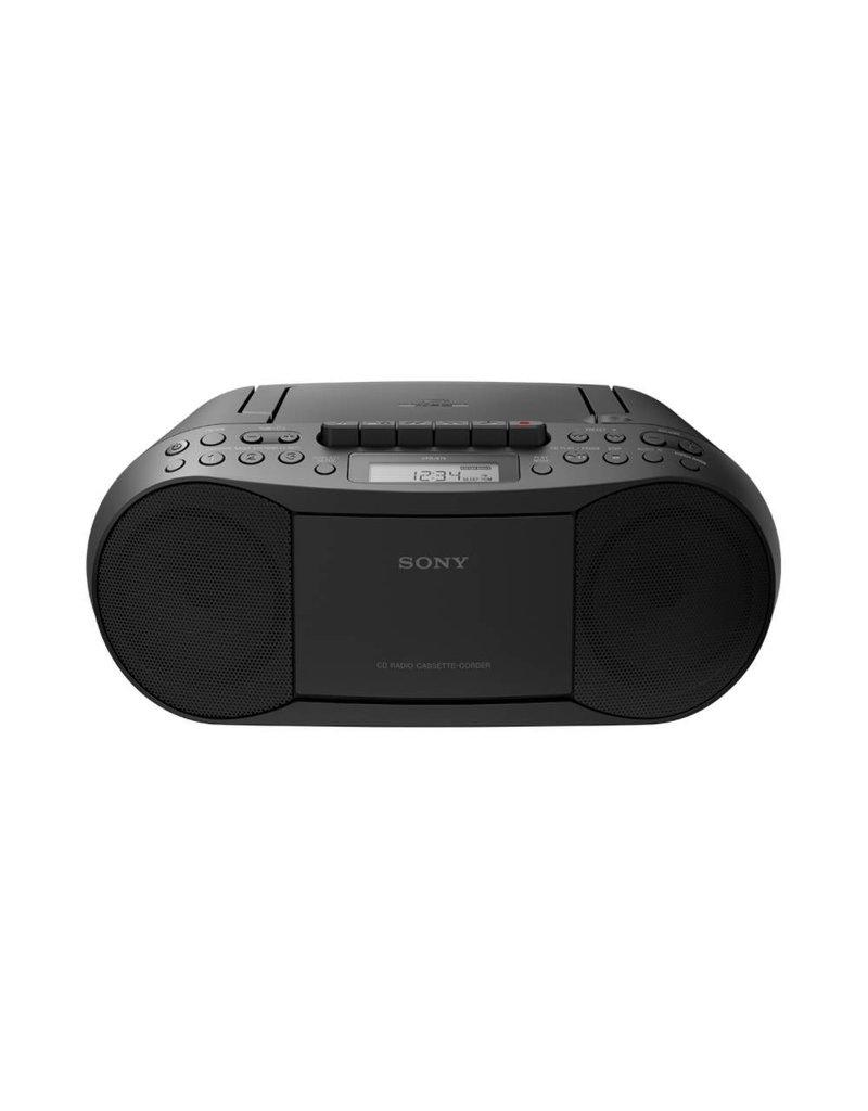 SONY SONY CFDS70B CD/RADIO/CASS