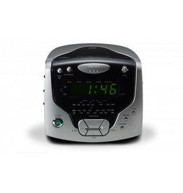 ROBERTS CR9986 CD/CLOCK RADIO
