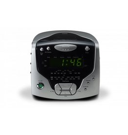 ROBERTS ROBERTS CR9986 CD/CLOCK RADIO