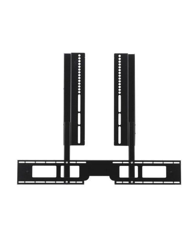 Flexson TV Mount Attachment for SONOS PLAYBAR - Black