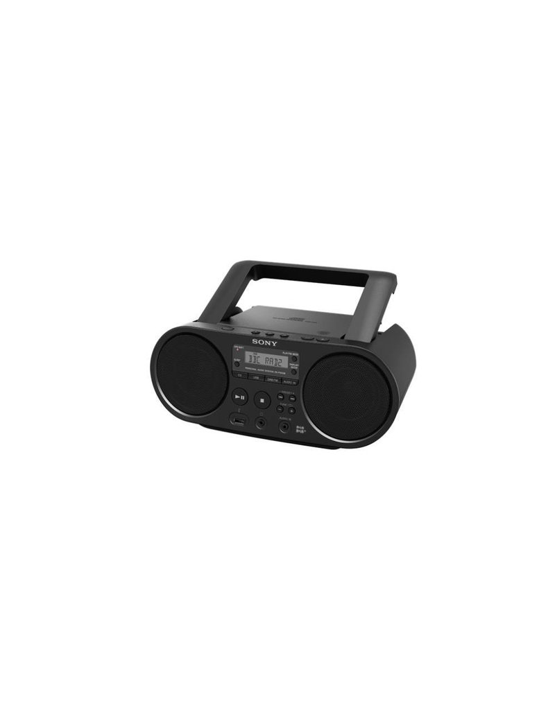 SONY ZSPS55B DAB/CD BOOMBOX