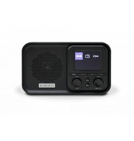 ROBERTS PLAY M5 BLACK DAB+ RADIO