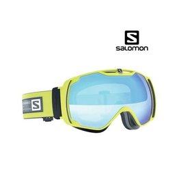 SALOMON SKIBRIL X-TEND Gecko/Lo Light-Light Blue