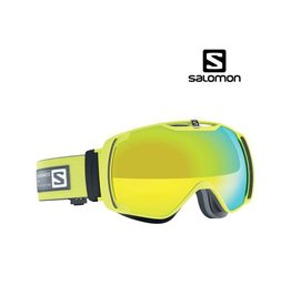 SALOMON SKIBRIL X-TEND Gecko/Solar Yellow