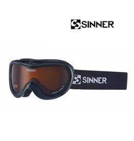 SINNER SKIBRIL MIGHTY Clear Black Jr.