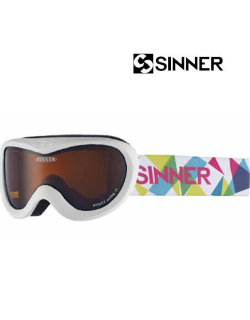 SINNER SKIBRIL SINNER MIGHTY Matte White Jr.
