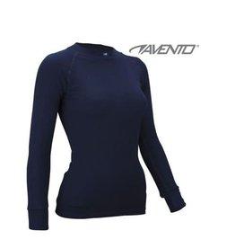 AVENTO THERMO SHIRT  MARINE DAMES