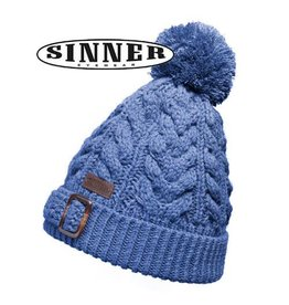SINNER MUTS Aspen Blue Women