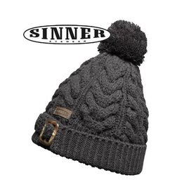 SINNER MUTS Aspen Black Women