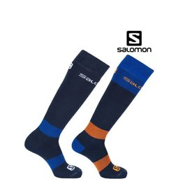 SALOMON SKISOKKEN ALL-Round 2-pack