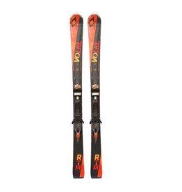 VOLKL RTM 81 XTD Tiptail rocker Ski's Gebruikt 156cm