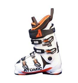 ATOMIC Skischoenen Hawx Prime 120 Wit/Oranje Gebruikt