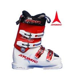 ATOMIC Skischoenen Racing Junior 25 Gebruikt 36.5 (mondo 23.5)