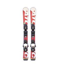 ATOMIC Race 7 (7=geel) Ski's Gebruikt