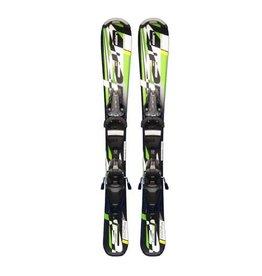 ELAN Exar Pro (grn/zw/wit) Ski's Gebruikt
