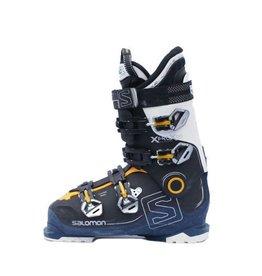 SALOMON Xpro X90  Zw/Bl/Geel Skischoenen Gebruikt