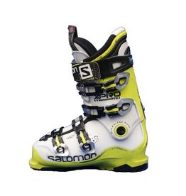 SALOMON Xpro 110 Geel/Wit Skischoenen Gebruikt