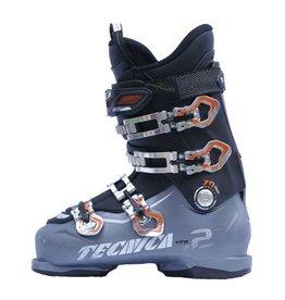 TECNICA Ten 2 Zwart/Grijs Skischoenen Gebruikt