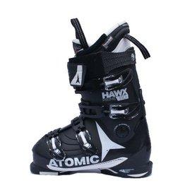 ATOMIC Hawx Prime 110 Skischoenen Gebruikt Zw/Wit mt 40 (mondo 25.5)