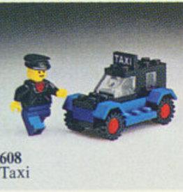 LEGO 608 Taxi LEGOLAND