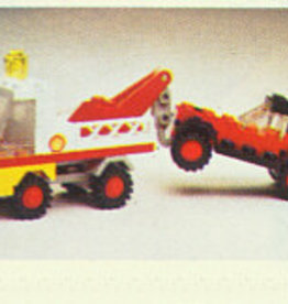 LEGO 642 Tow Truck and Car LEGOLAND