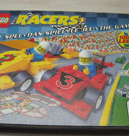 LEGO 746 Super Speedway Game RACERS