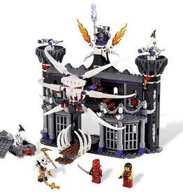 LEGO 2505 Het duistere fort van Garmadon NINJAGO