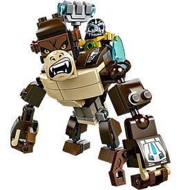 LEGO 70125 Gorilla Legende Beest CHIMA