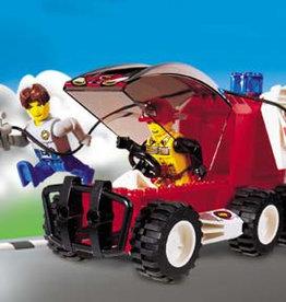 LEGO 4605 Fire Response SUV JACK STONE