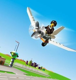 LEGO 4614 Ultralight Flyer JACK STONE